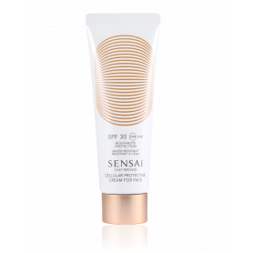 Sensai Silky Bronze Cellular Protective Cream for Face SPF 30 50 ml