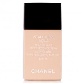 Chanel Vitalumiere Aqua Make up SPF 15 Nr.12 Beige Rose 30 ml