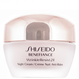Shiseido Benefiance Wrinkle Resist 24 Nachtcreme 50 ml