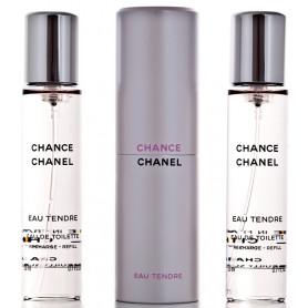 Chanel Chance Eau Tendre Eau de Toilette 3 x 20 ml