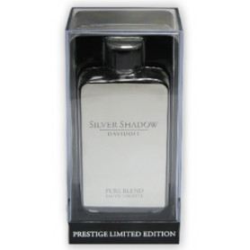 Davidoff Silver Shadow Pure Blend EdT 100 ml OVP