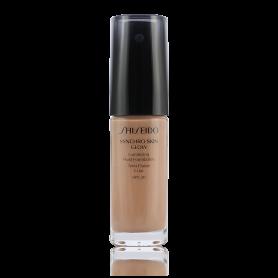 Shiseido Synchro Skin Glow Luminizing Fluid Foundation SPF20 Neutral 4 30 ml