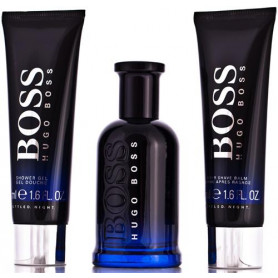 Hugo Boss Boss Bottled Night 50 ml Herrenset
