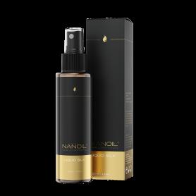 Nanoil Hair Contitioner Liquid Silk 125 ml