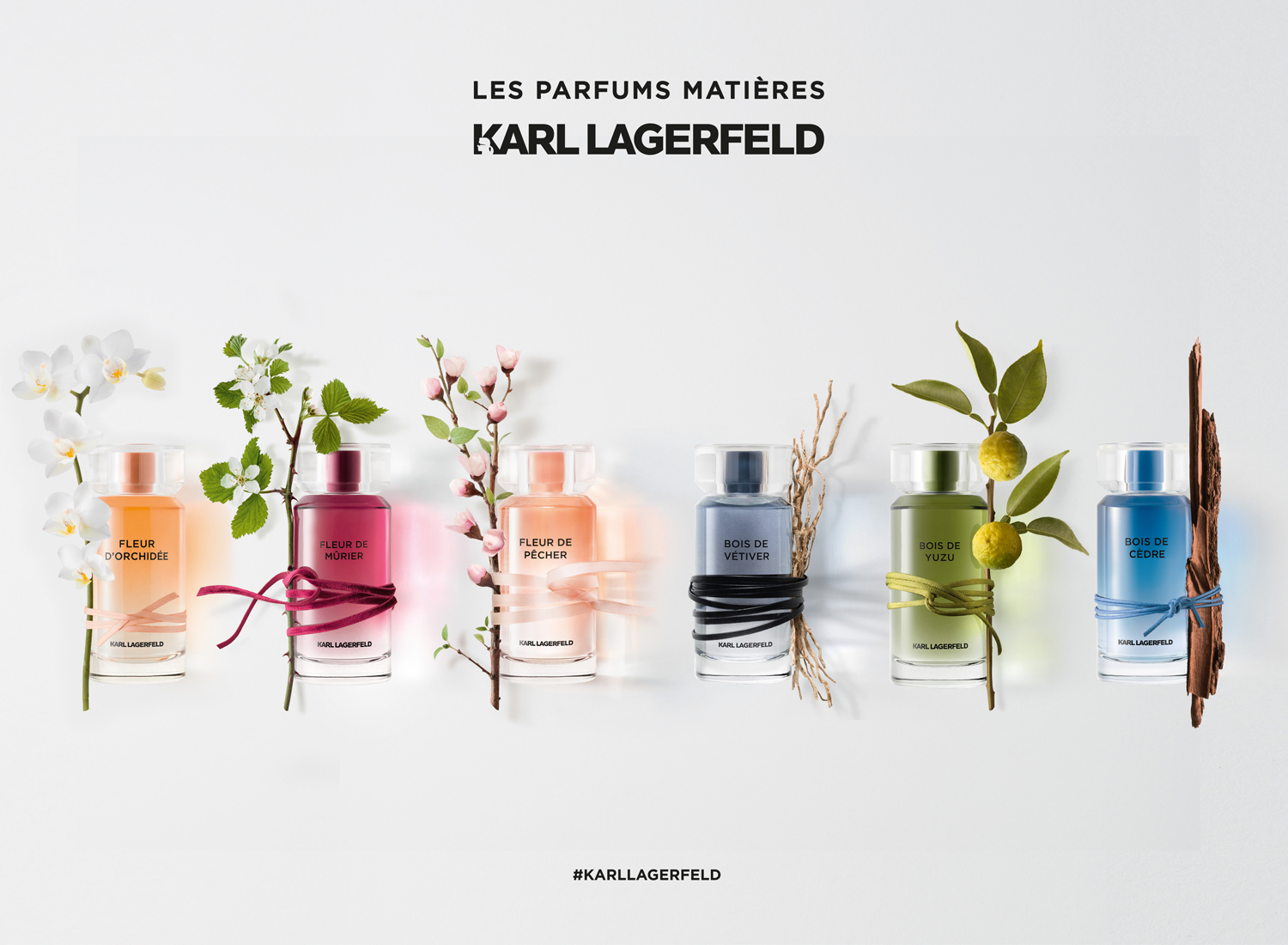Karl Lagerfeld Les Parfums Matieres