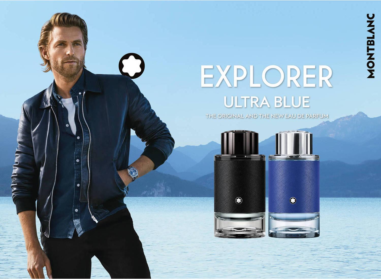 Explorer Ulra Blue