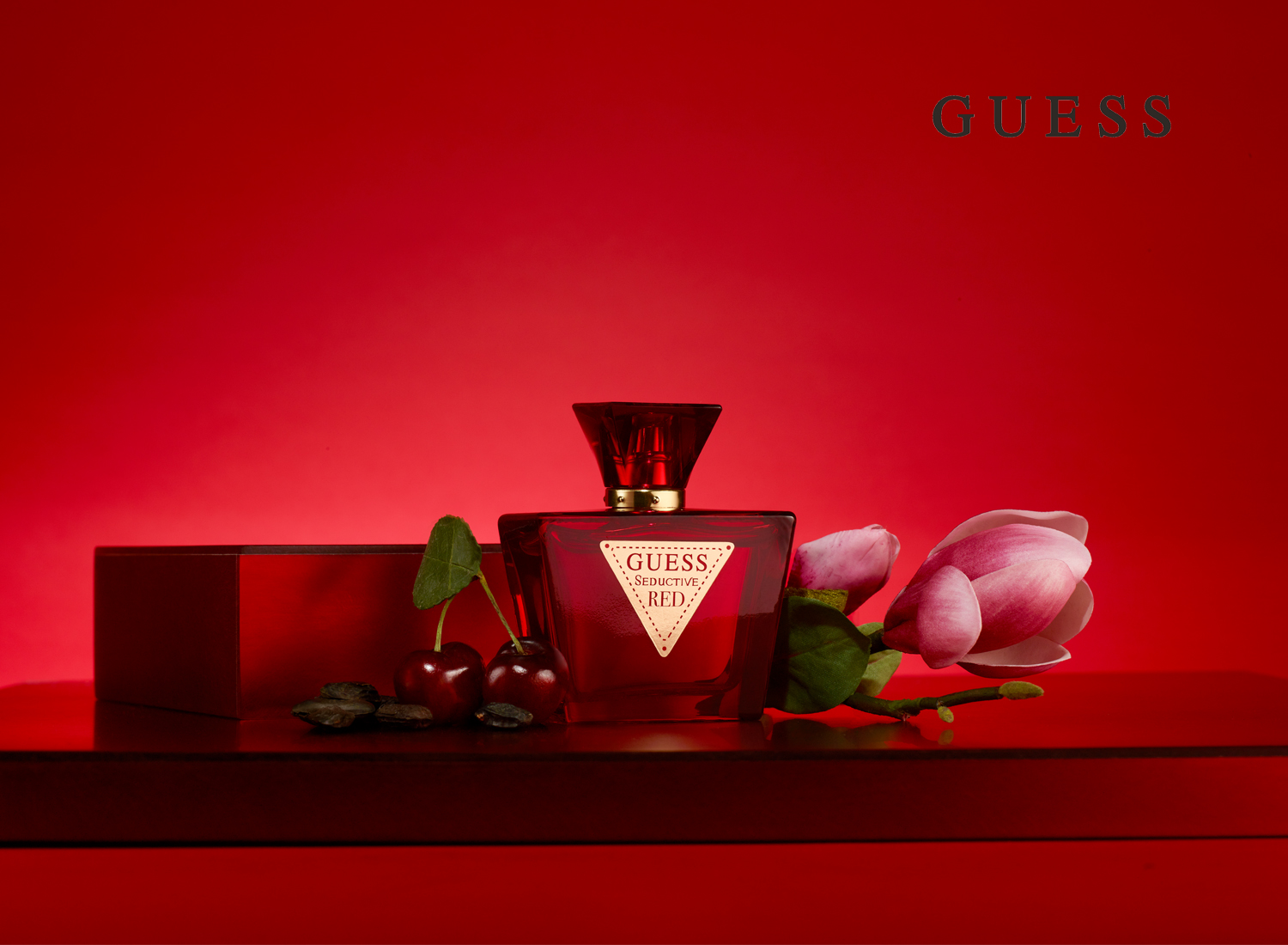 Guess Seductive Red