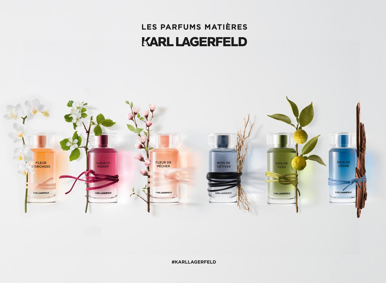 Karl Lagerfeld Les Parfums Matieres Men