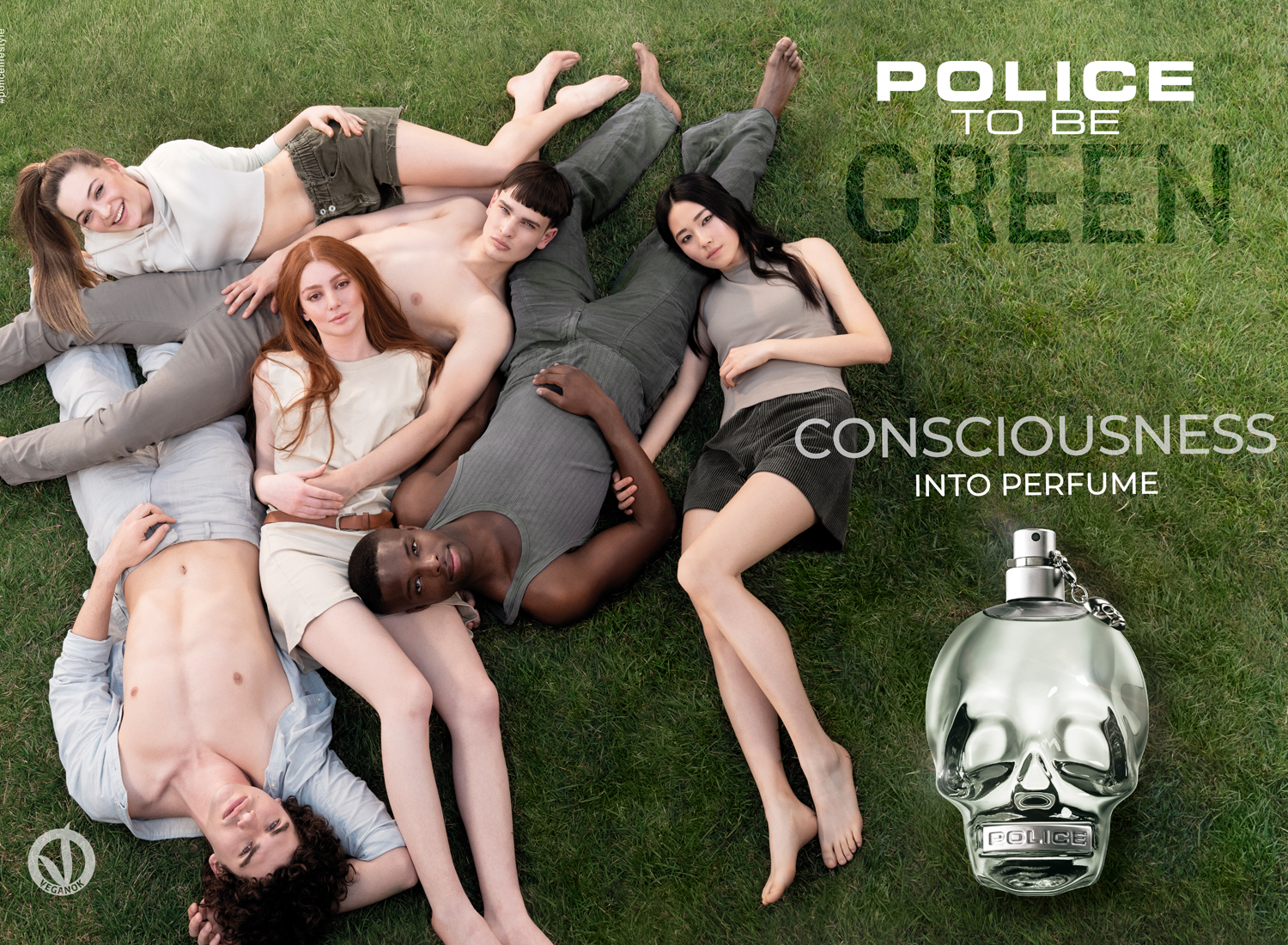 Police To Be Green